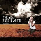 VESSELS [THE YEAR ENDS IN ARSON] NEW CD