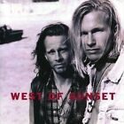 WEST OF SUNSET - WEST OF SUNSET NEW CD