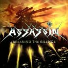 BREAKING THE SILENCE [ASSASSIN (METAL)] NEW CD