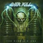 OVERKILL - THE ELECTRIC AGE NEW CD