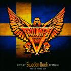 TRIUMPH - LIVE AT SWEDEN ROCK FESTIVAL * NEW CD