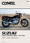 CLYMER Repair Manual for Suzuki GS850G/GL GS1000G/GL GS1100G/GL/GK