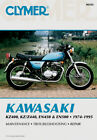 CLYMER Repair Manual for Kawasaki KZ400, KZ/Z440, EN450 and EN500