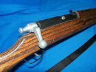 Vintage Parade Rifle Gun Wood Old WWII Army Military Springfield M1903 1903 Toy