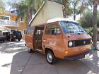 Volkswagen  Bus Vanagon westy 1980 vw vanagon westfalia new paint interior no rust ca car current registra
