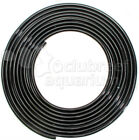 Aquarium/Hydroponic Sleek Black Air Line Tubing Lees *FREE Control Kit*