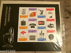 Pioneer Of American Industrial Design FOREVER 1st CLASS POSTAGE STAMPS SHEET 12
