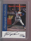 1999 Fleer Sports Illustrated Autograph Collection Auto Fergie Jenkins Cubs