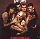 ROSE TATTOO - SCARRED FOR LIFE CD ~ WE CAN'T BE BEATEN 80's ANGRY ANDERSON *NEW