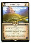 Padis Dojo NM/M L5R Thunderous Acclaim ThA (or Siege Clan War reprint)