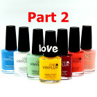 CND Vinylux Nail Polish Weekly Lacquer Color Part 2 Choose Any Color