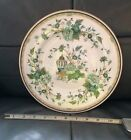 CROWN STAFFORDSHIRE KOWLOON LARGE PLATE ENGLAND BONE CHINA