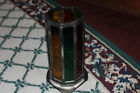 Vintage Kaleidoscope Candle Holder-Restaurant Candle Corp Chicago Ill. USA-LQQK