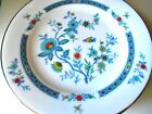 Noritake Shangri-La Dinnerware Japan 4 Dinner Plates Multi-Color Flowers/Birds
