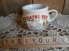Lovely Tomato Soup Recipe Soup MUG/ CUP  One Side Handle