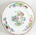 7 DINNER PLATES ANTIQUE MINTON ENGLAND CHINA CUCKOO SMOOTH 3934 HAND PAINTED OLD