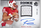 2012 SP Authentic RC On Card Auto 447 885 - Russell Wilson - Seahawks - Mint