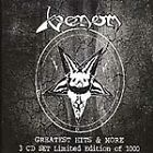 VENOM: GREATEST HITS & MORE. Limited Edition Box Set. 3-CD