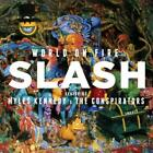 SLASH - WORLD ON FIRE [SLIPCASE] NEW CD