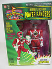 KARATE ACTION POWER RANGERS - Jason- Red - 1994 -Deluxe 8