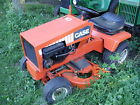 Case 110 mower