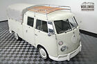 Volkswagen  Bus Vanagon Double Cab Transporter 1964 volkswagen double cab transporter very rare full restoration stunning