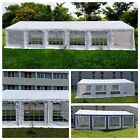 Commercial Fair Shelter Wedding Party Events Outdoor Gazebo Pavilion Canopy Tent