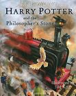 Harry Potter and the Philosophers Stone Illustrated Edition Hardcover 2015