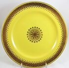 LOVELY 1884 ANTIQUE MINTON CHINA G4130 DINNER PLATE YELLOW RAISED GOLD ENCRUSTED