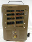 Aloha Breeze Vintage Space Heater 1500W Low/High Thermostat Army Green 01013