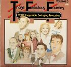 THOSE FABULOUS FOURTIES volume 3 various GH 83022 LP PS EX/EX german scana
