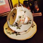 Vintage  Elizabetha Cup and Saucer Trio Fine Bone China England Mar