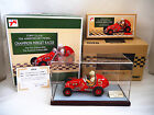 TOMY CHAMPION MIDGET RACER #5 Yonezawa with Box Tin Litho Friction Japan 1999
