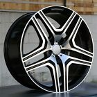 SET4 22 22X10 5X112 MERCEDES BENZ STYLE WHEELS R350 ML350 500 GL450 550 320