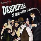 The Strand - Destroyers of That Which Is Destroyed & Rulers of [New CD]