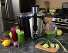 Hamilton Beach Juicer Extractor 2 Speed Healthy Drink Vegetable Fresh Fruit Food