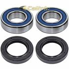 Front Wheel Bearings & Seals Kit Fits YAMAHA XV1700 ROAD STAR 1700 SILVERADO S