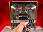 TEAC A-4300SX AUTO-REVERSE REEL TO REEL TAPE DECK RECORDER N EXCELLENT CONDITION