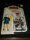 Vintage 1980 Star Wars ESB Han Solo Hoth Outfit Loose w Card Back
