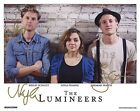 The Lumineers - American Folk Rock Band - Autographed 8x10