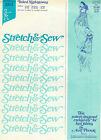 Stretch & Sew Uncut Pattern by Ann Person #2085 Yoked Nightgowns Sizes 30-42