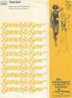 Stretch & Sew Uncut Pattern by Ann Person #1320 Tank Suit Bust Sizes 30-44