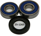 Rear Wheel Bearing Seal Kit for Honda GL1100I 1983 Gold Wing Interstate 25-1265