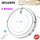 Beaudens Smart Robotic Vacuum Cleaner Floor Cleaning Sweeping w Remote Control