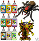 PATTI-GOOP 9-PACK FOR THINGMAKER CREEPY PLASTI-GOOP CRAWLERS  BUGMAKER MATTEL