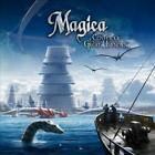 MAGICA - CENTER OF THE GREAT UNKNOWN NEW CD