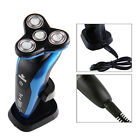 4D Washable Rechargeable Deluxe Men's Rotary Cordless Electric Shaver Razor kit