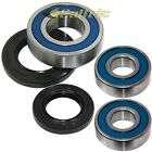 Rear Wheel Ball Bearings Seals Kit for Suzuki DL650A V-Strom Abs 2007-2015