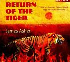James Asher-Return of the Tiger CD NEW