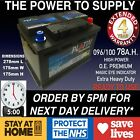 FORD TRANSIT DIESEL CAR BATTERY 096 100 12V HEAVY DUTY SEALED 20 24 TD TDCI